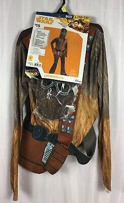 Boy's Star Wars Chewbacca Costume Size - Boy Star Wars Kostüme