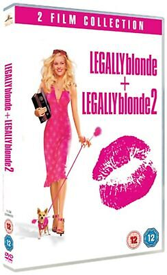 Legally Blonde/Legally Blonde 2 (Box Set) [DVD]