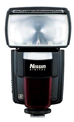 Nissin Speedlite Di866 Mark II Flash for Nikon DSLR Digital Camera without Pouch