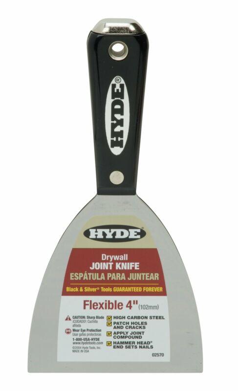 "HYDE 02570 Flex Hammer Head Joint Knife, 4"" W"