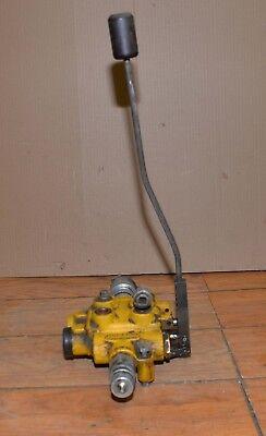 Gresen Hydraulic Control Valve 2816 Two Spool Tractor Loader Log Splitter Part