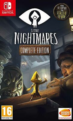 Little Nightmares - Complete Edition (Switch)  NEW AND SEALED - QUICK DISPATCH