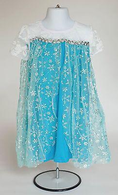 Elsa Skirt Frozen Themed Skirt Costume 4 sizes available - Halloween costume](Halloween Frozen Costume Elsa)