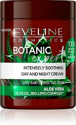 Aloe Soothing Day Cream (Botanic Expert Aloe Vera Intensely Soothing Day and Night Cream  )
