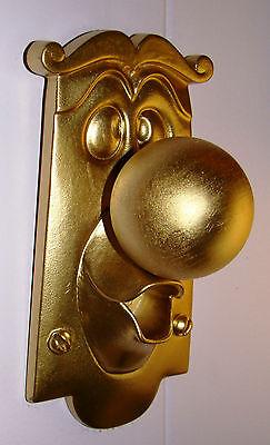 Alice in Wonderland Doorknob Disney Movie Character Life Sized Prop Decoration *
