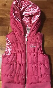 Guess girl's vest Youth Size 7