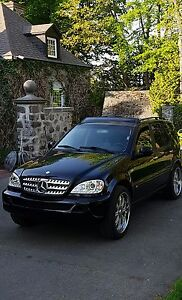 Mercedes ML 430  *limited edition*