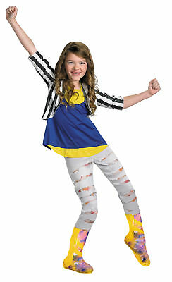 Shake It Up Cece Deluxe Child Girls Costume Leggings Fancy Dress Up Disguise