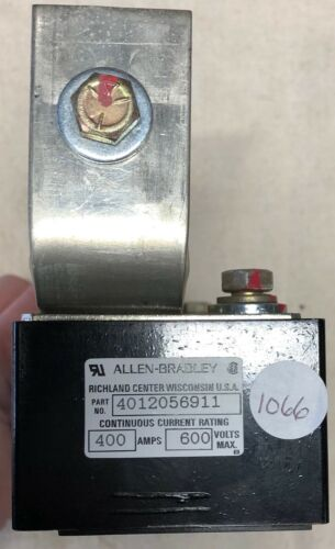 Allen Bradley fuse block 4012056911 400A 600V