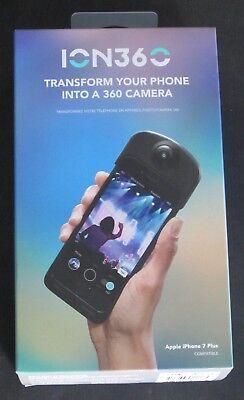 ION360 Camera Decoration --- Apple IPhone 7 Plus