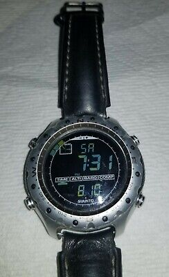 Suunto X-Lander Military Watch Compass Barometer Altimeter Tactical EDC