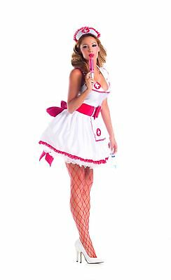 Party King Women's Naughty Nurse Costume](Nurse Costume For Women)