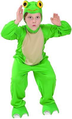 Froschkostüm für Kinder Cod.221978 (Cod Kostüm)