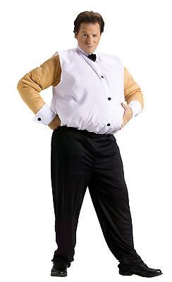 Uomo Spogliarellista Grasso Muscolo Adulto Abito Costume Halloween