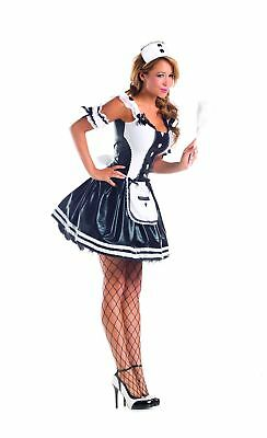 Maid Costumes For Adults (Party King Women's Maid for Fun)