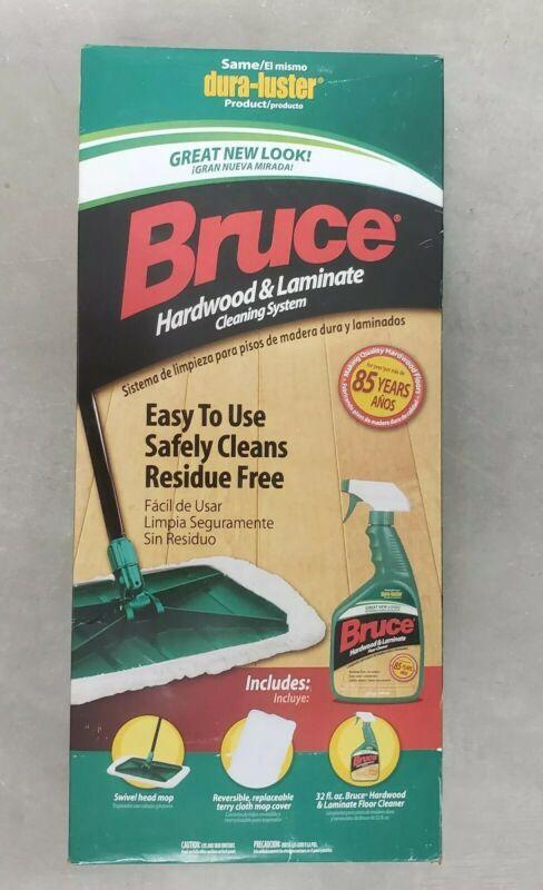 Bruce Hardwood & Laminate Cleaning System Kit.      S2