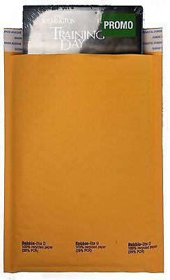 250 0 6x10 Bubble - Lite Kraft Bubble Mailers Padded Envelopes Bags Quality