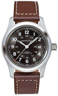HAMILTON watch KHAKI FIELD AUTO H70555533 Men's