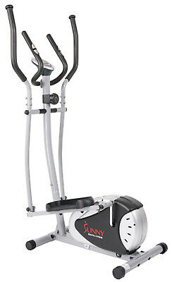 Sunny Fitness Magnetic Cardio Exercise Elliptical Trainer SF-E905 NEW