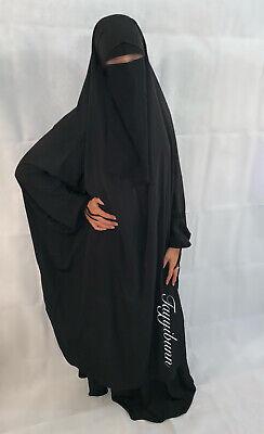 Jilbab Khimar Abaya Muslim Dress Prayer