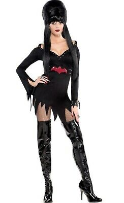 Mistress Of The Night Women Costume Medium