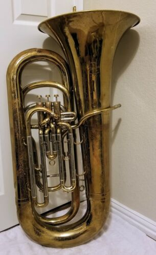 Besson 3v Compensating BBb Tuba