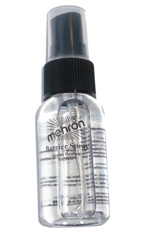 Mehron Barrier Spray Make Up Setting Spray Makeup Sealer Theater Makeup 145