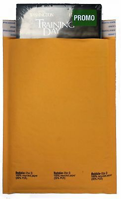 0 Bubble Lite 6x10 Kraft Bubble Mailers Padded Envelopes Bags Dvd 100 To 1000