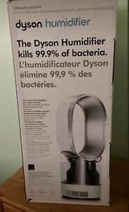Dyson humidifier fan AM 10