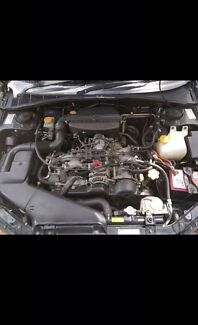 Subaru Impreza Rs manual 12 months rego