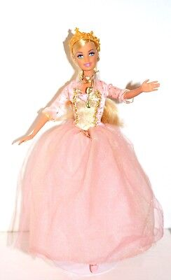 Barbie Princess and the Pauper Singing Princess Annaliese Doll, Gift Wrapped