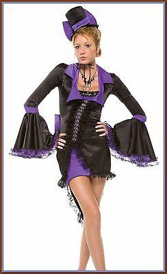 Dark Desire Gothic Vampiress Adult Women's Costume S/M, Dress, Jacket -NEW](Desire Costume)