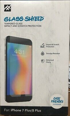 Zagg iFrogz Apple iPhone 7 Plus / 8 Plus Glass Shield Screen Protector