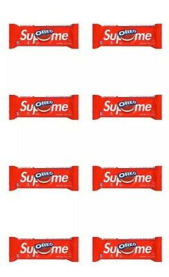 Supreme x Oreo Cookies 8 Packs Of 3 Cookies (24 Total) *Order Confirmed/Shipped