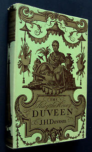 Rise-Of-The-House-Of-Duveen-1957-J-H-Duveen-1st-Edition-H-B-D-J
