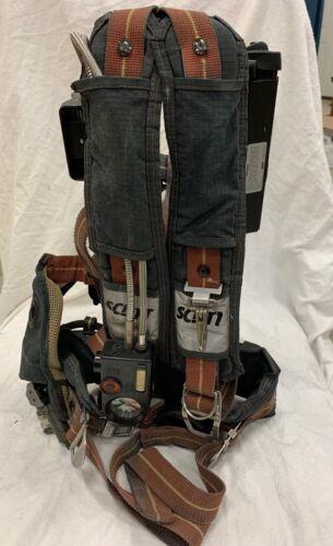 Scott Air-Pak NxG2 2.2,  SCBA Pack, For Parts, No Regulator