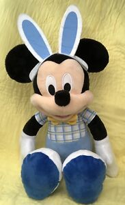 Disney Easter Large Mickey w/ Bunny Ears