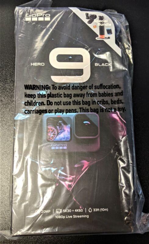 GoPro Hero9 Black 5K *Special Bundle*
