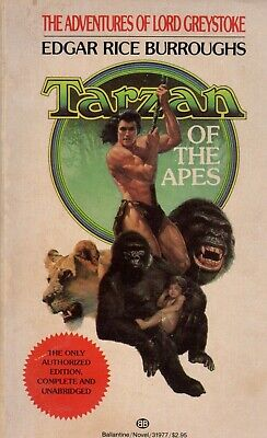 Edgar Rice Burroughs: Tarzan Of The Apes (Film - Tarzan Movie Adult