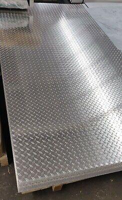 Volume Discount 18 X 48 X 96 Aluminum Diamond Plates Tread Plate Flooring