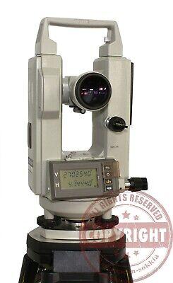 Sokkia Dt6 Digital Thodolite Tranist Topcon Nikon Builders Leicatrimble