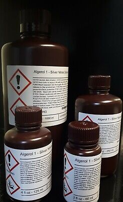 1 Silver Nitrate Solution 5-10-25 Also Available