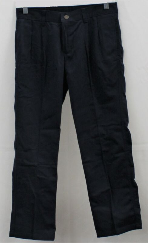 Chaps Boys School Approved Navy Pants Size 8 Slim