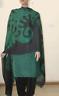 Green Black Salwar kameez Chest   Plus Size 50