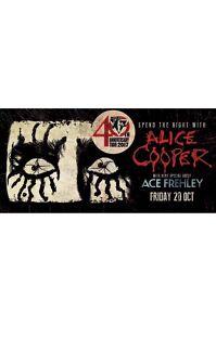 Alice Cooper Concert Melbourne