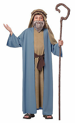 Noah Holy Bible Biblical Herdsman Religious Child Costume