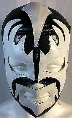 - KISS 80's ROCK STAR!WRESTLING-LUCHADOR MASK! FOR A ROCKSTAR! AWESOME DESIGN!!!!