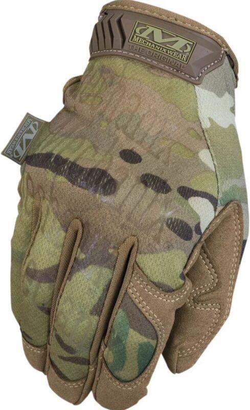 Mechanix Original Gloves Tactical XLarge Multcam MG-78-011