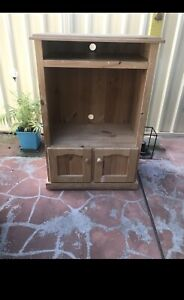 Entertainment Unit solid pine - ONLY $50! Newcastle Newcastle Area Preview