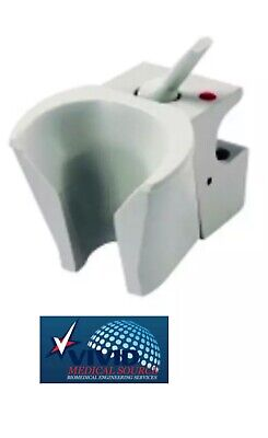 Dental Holder Auto Hp W Lockout Toggle Gray Dci - Pn 5960 12 Bar-mounting